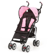 pink black stroller closeouts