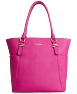 pink ck handbag shelf pulls