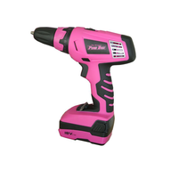 pink cordless drill closeouts