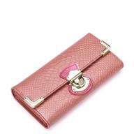 bulk pink snake skin wallet