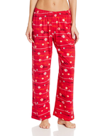 clearance pj pants red