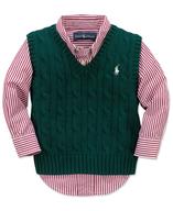 wholesale polo boys vest