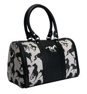 polo club black handbag lots