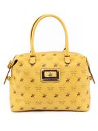 salvage polo club yellow bag
