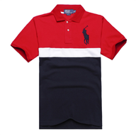 polo red blue shirt closeouts