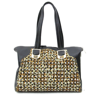 print studs handbag closeouts