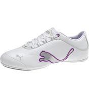 liquidation puma womens white purple