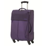 wholesale purple luggage