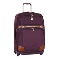 wholesale purple luggage