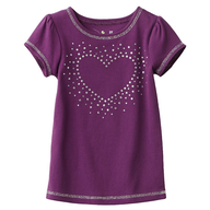 purple star shirt in bulk