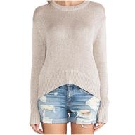 rachel zoe dropped shoulder sweater in bulk