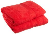 surplus red towels