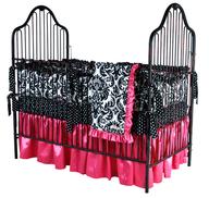 salvage rosenberry iron crib