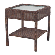 discount side table brown