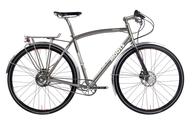 silver adult bike in bulk