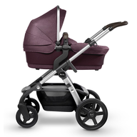 closeout silver cross wave stroller