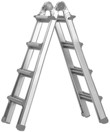 silver ladder pallets