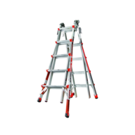 silver red ladder in bulk