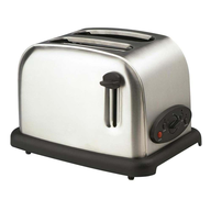 wholesale silver toaster