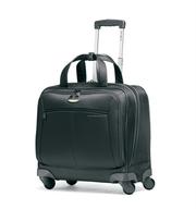 salvage single black luggage