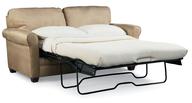 overstock sleeper sofa beige
