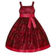 sparkle red dress in bulk