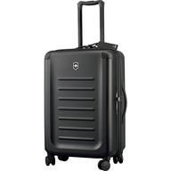 swiss black luggage closeouts