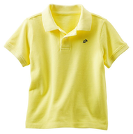 toddler yellow polo closeouts