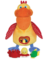 closeout toy bird