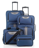 travel select journey 4 piece luggage set lots