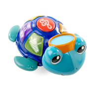 overstock turtle musical toy