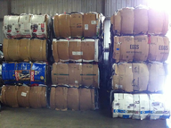 clearance used bails of domestics linens