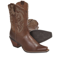 used brown cowboy boots lots