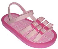 liquidation used girls beach sandles