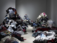 used pile dresses in bulk