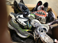 used sneakers mens womens deals
