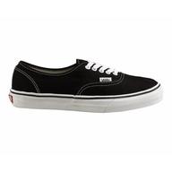 discount vans black shoes
