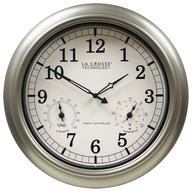 wall clock silver in bulk