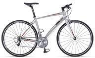 surplus white bike