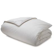 white comforter shelf pulls