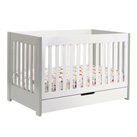 wholesale white crib set