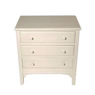overstock white mini dresser