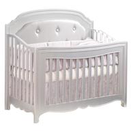 white pink crib shelf pulls