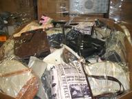 wholesale handbags in pallets truckloads