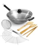 wok set deals