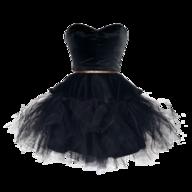 liquidation womens black party dress