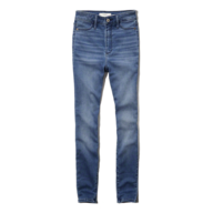 bulk womens blue long jeans