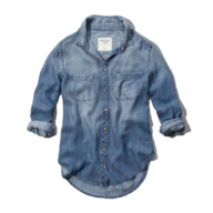 surplus womens denim norstorm jacket