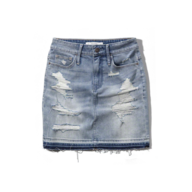 overstock womens jeans skirt
