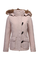 discount womens pink coat